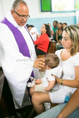 Batizado Samuel