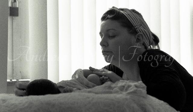 Newborn with Dani Hamilton