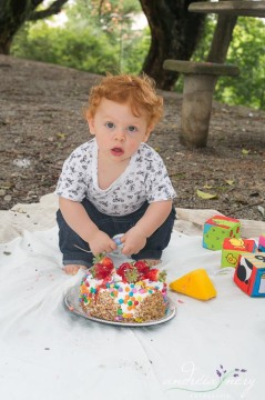 Lucca {Smash the Cake}