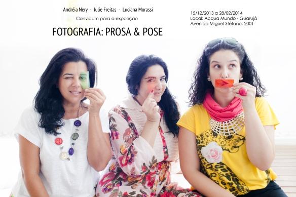 Andreia, Ju e Lu
