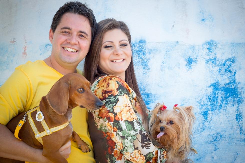 Fernanda e Júnior {lifestyle}
