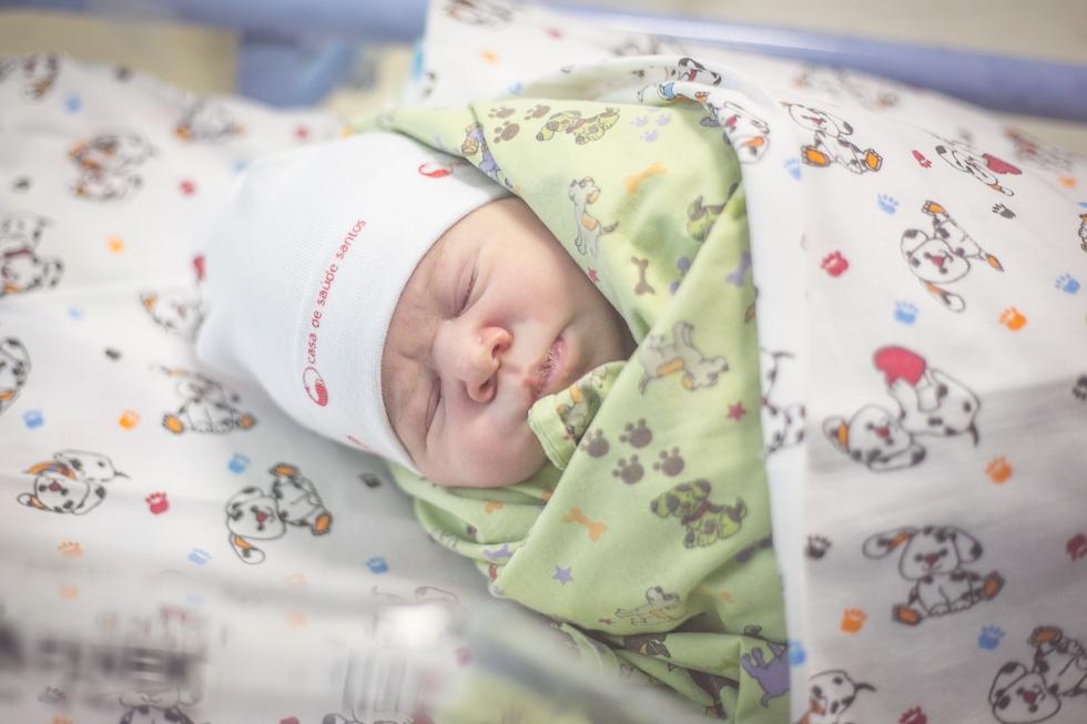 Antonella nasceu!