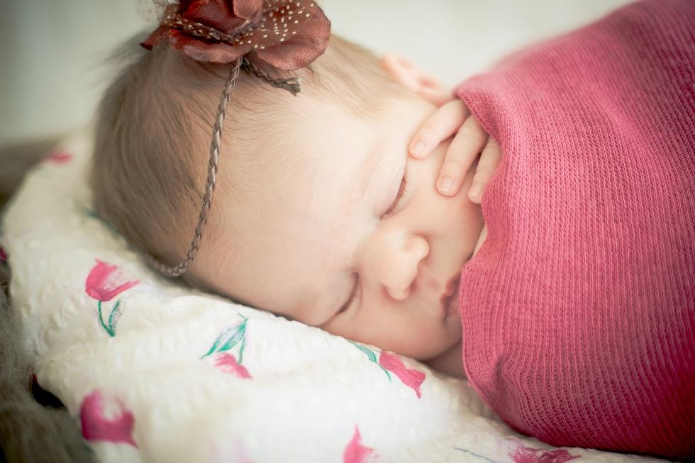 Newborn - Antonella 11 dias