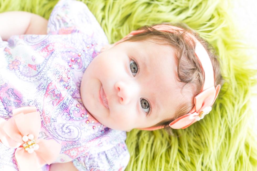Sofia e Maitê - 3 meses