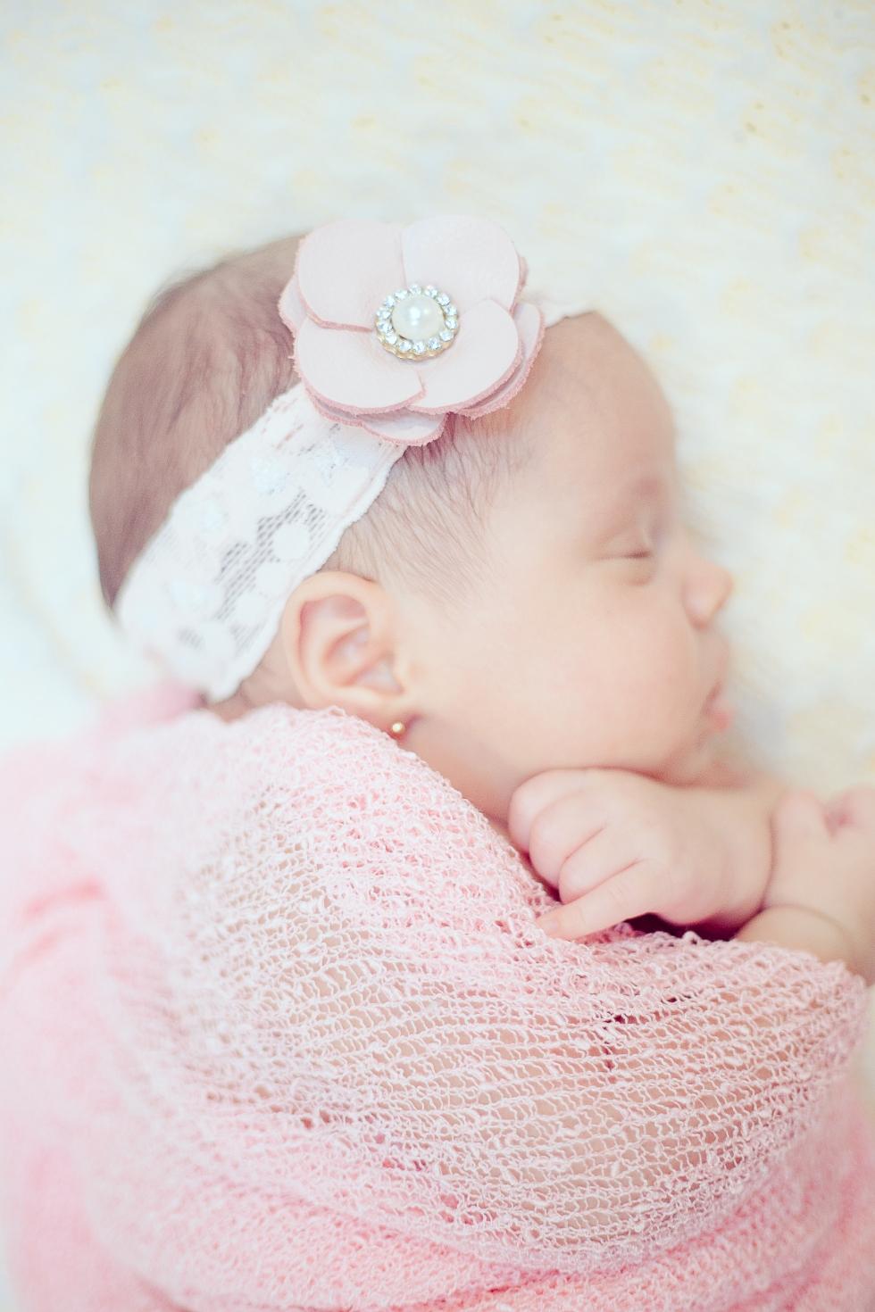 Olívia {Newborn LifeStyle}