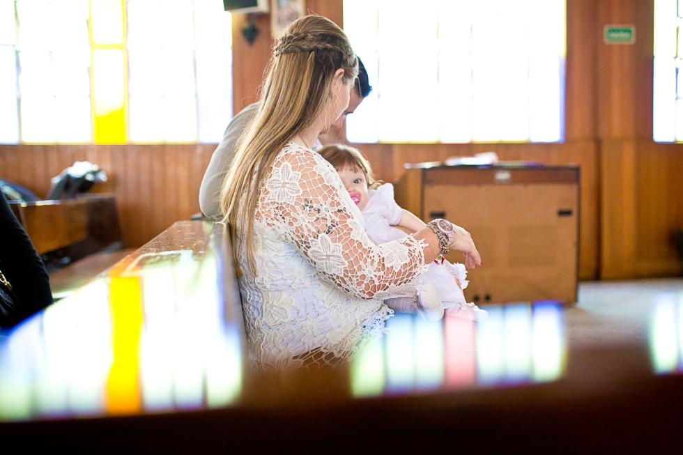 Batizado da Manu