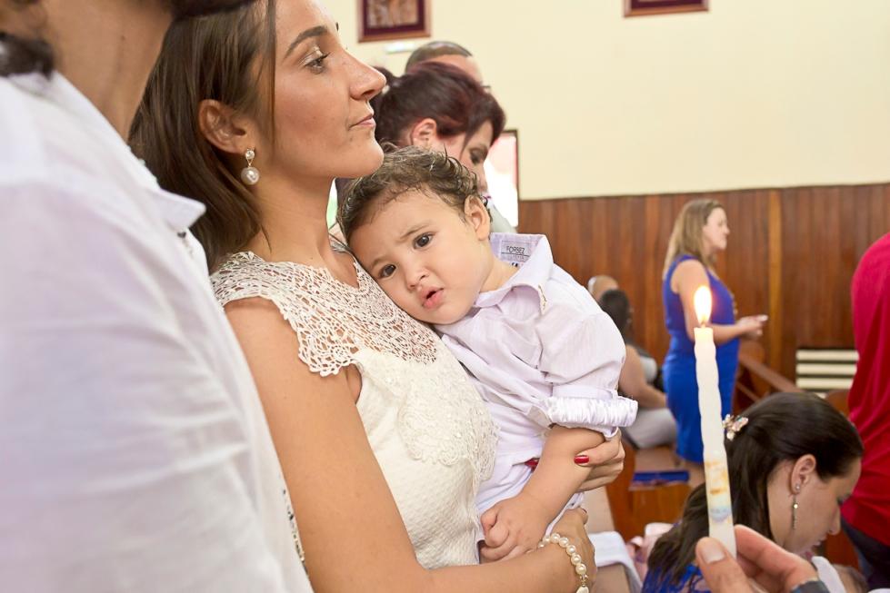 Batizado do Lorenzo