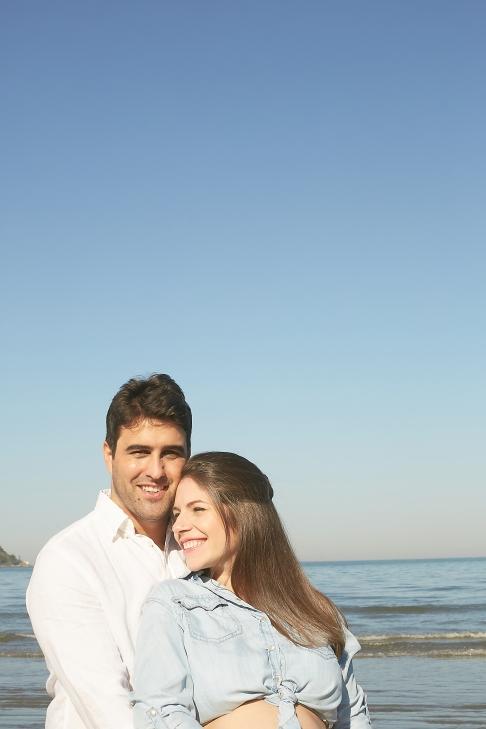 Ensaio Gestante. Mae: Camila. Pai: Diego. Bebê: Maria Clara
